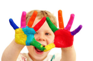 Messy Play  @ Myddleton Grange Community Space | Lucan | Dublin | Ireland